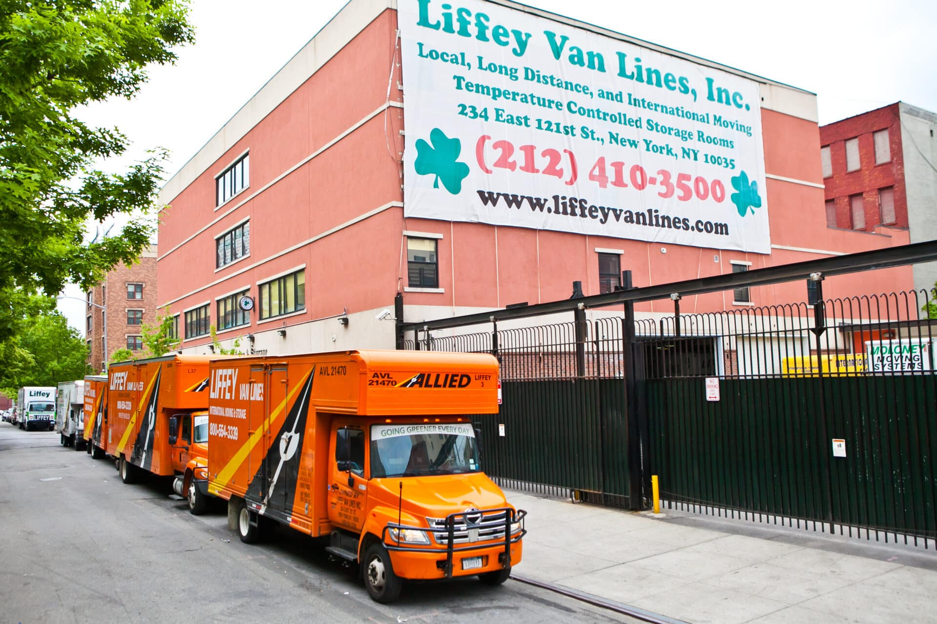 Liffey Movers - Full Service Moving and Storage