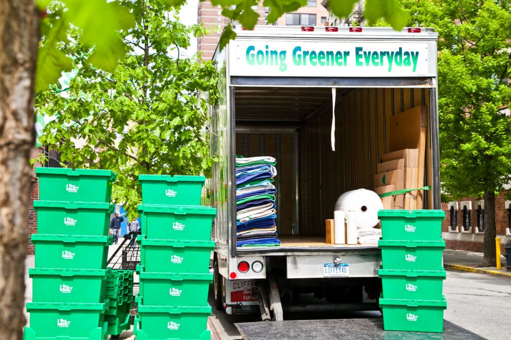 Liffey Van Lines - New York City Moving Company
