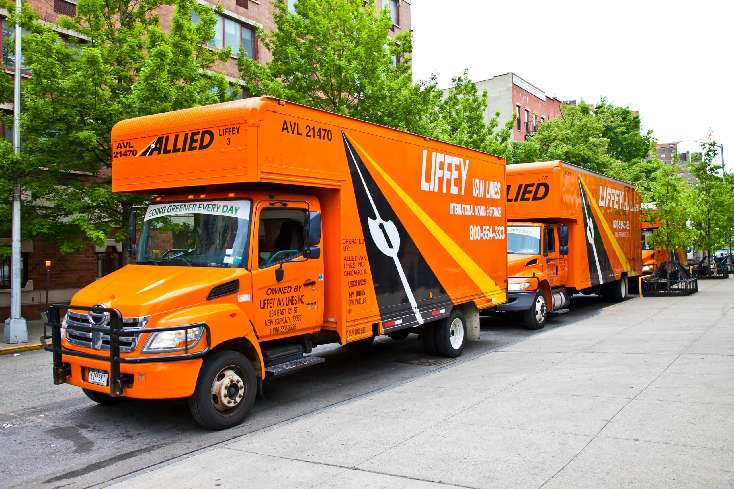 Long Distance Moving Companies NYC