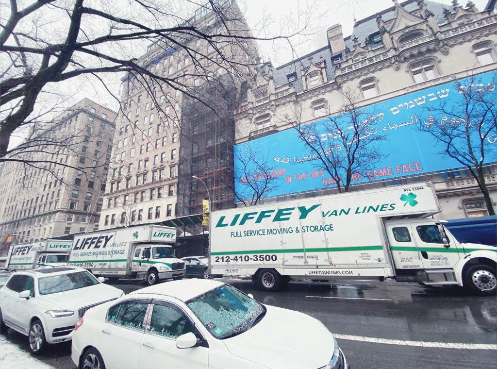 Moving Company New York - Liffey Movers